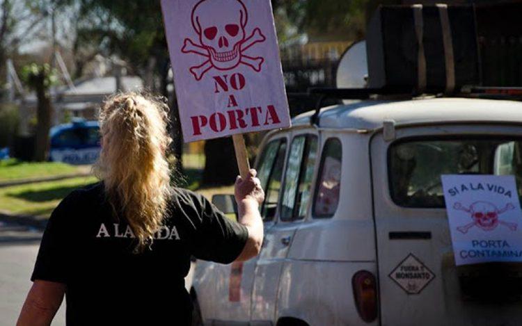 Vecinos de la zona sur reclaman la erradicación de Porta Hermanos