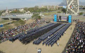 Informe: Una policía de ocupación