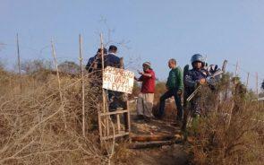 Amenaza de desalojos en Anisacate