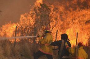 Resultado de imagen para Cordoba, Argentina, incendios